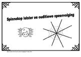 Spinnekop Luister en Ouditiewe Opeenvolging