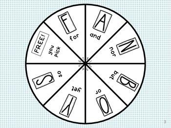 ~Spinner Center~ Conjunctions