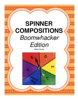 Spinner Composition for Boomwhackers - FUN!