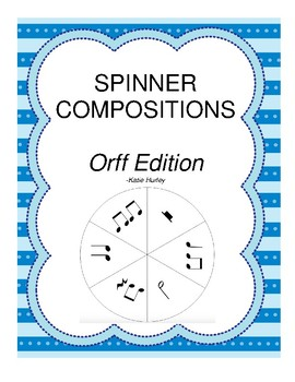 Spinner Composition for Orff Instruments