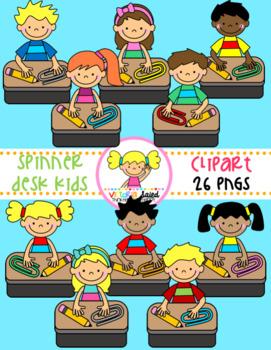 Spinner Desktop Kids