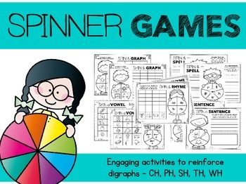 Spinner Games for Digraphs