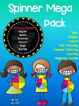 Spinner Mega Pack