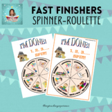 Spinner Roulette for fast finishers