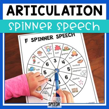 Articulation Worksheets