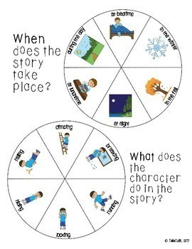 Spinner Stories: A Language Elicitation Tool
