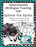 Spinner the Spider - Reading Comprehension Strategy Teachi
