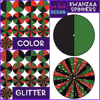 Spinners Clip Art - Kwanzaa {jen hart Clip Art}