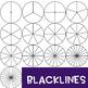 Spinners Clip Art - Kwanzaa