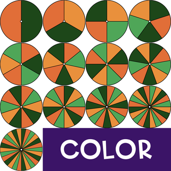 Spinners Clip Art - St. Patrick's Day {jen hart Clip Art}