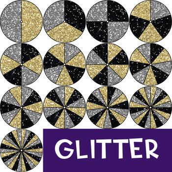 Spinners Clip Art - New Years {jen hart Clip Art}