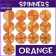 Spinners Clip Art - Rainbow Spinners Bundle {jen hart Clip Art}