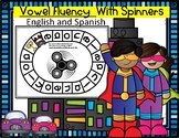Fidget Spinner and Vowels