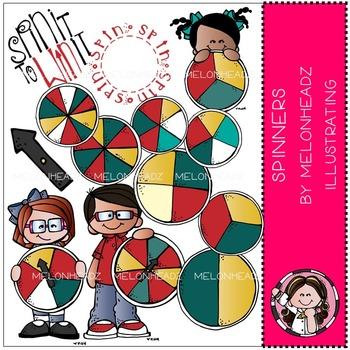 Spinners clip art - by Melonheadz