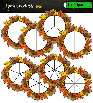 Spinners clipart Autumn Oak Leaf