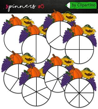 Spinners clipart Thanksgiving harvest