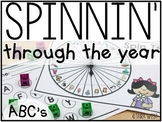 Spinnin' Through the Year: ABC's