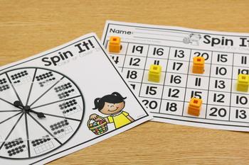 Spinnin' Through the Year: Math