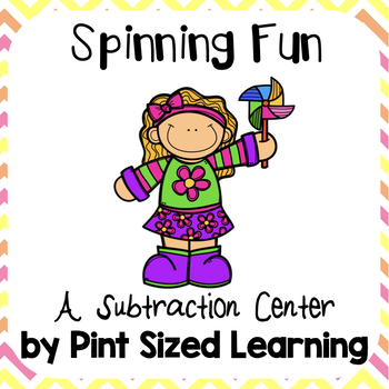 Spinning Fun Subtraction Center