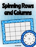 Spinning Rows and Columns