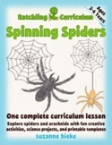 Spinning Spiders: fun math and science