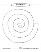 Spinning Spiral (Properties of Earth Materials)
