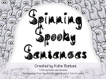 Spinning Spooky Sentences