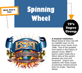 Spinning Wheel - Blood Sweat and Tears