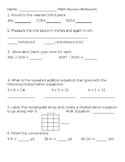 Spiral Math Review