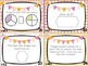 Spiral Math Review Task Cards-May