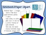 Spiral Notebook Clipart