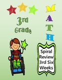 Spiral Review 3rd Six Weeks