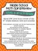 Spiral Review HW