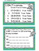 Math Task Cards May 1st Grade Math