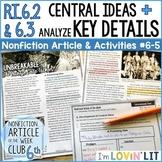 Review of RI.6.2 & RI.6.3   Navajo Code Talkers Article #6-5