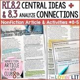 Review of RI.8.2 & RI.8.3 | Human Experimentation Article #8-5