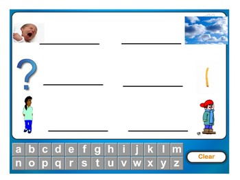Spiral Up Phonics SMARTBOARD Unit 3 Open Syllables