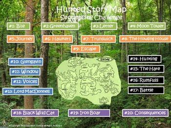 Spirit Animals Book #2 Hunted Bundle