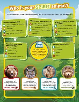 Spirit Animals for kids