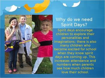 Spirit Day Powerpoint