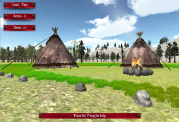 Spirit Lake Game Demo for Mac