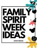Spirit Week Ideas