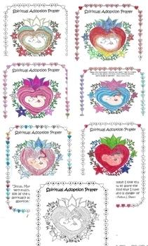 Spiritual Adoption Prayer