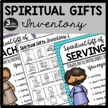 Spiritual Gifts {Bible Pack}