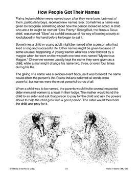 Spiritual Life and Naming Ceremonies
