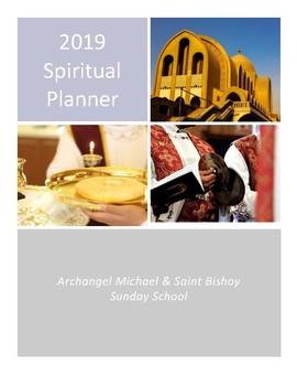 Spiritual Planner 2019