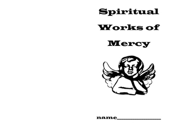 Spiritual Works of Mercy Book
