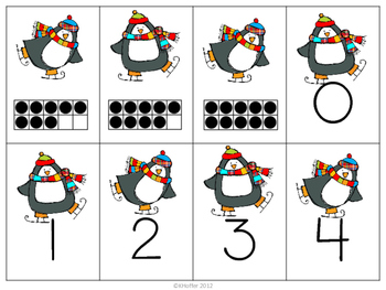 Splash! 0-10 Number Games