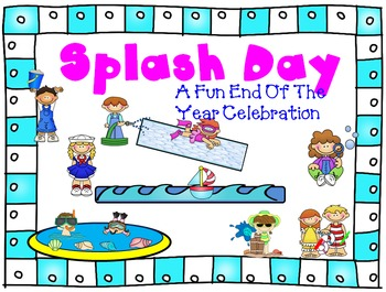 Splash Day - Fun Filled Wet Celebration