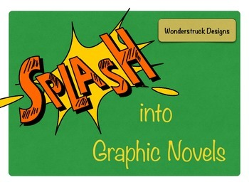 Splash Into Graphic Novels